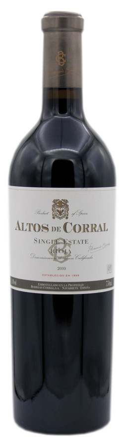 Altos de Corral Single Estate