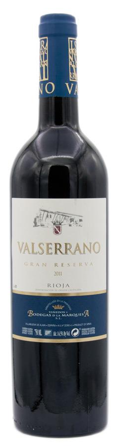 Valserrano Gran Reserva