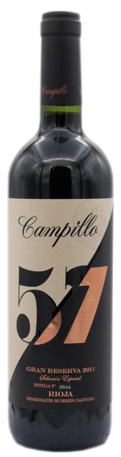 Campillo 57 Gran Reserva