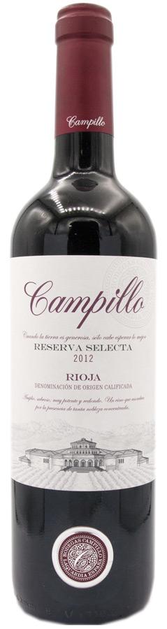 Campillo Reserva Selecta