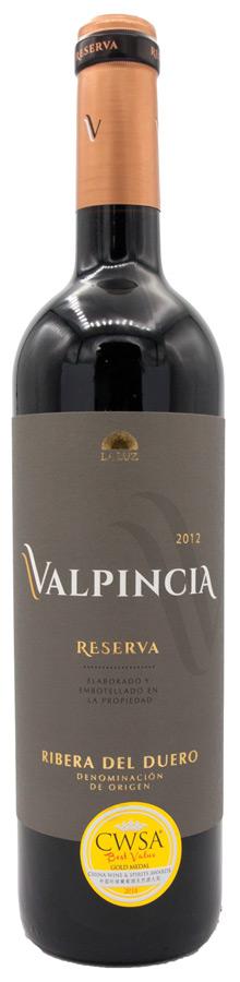 Valpincia Reserva