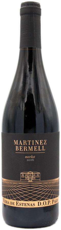 Martínez Bermell Merlot