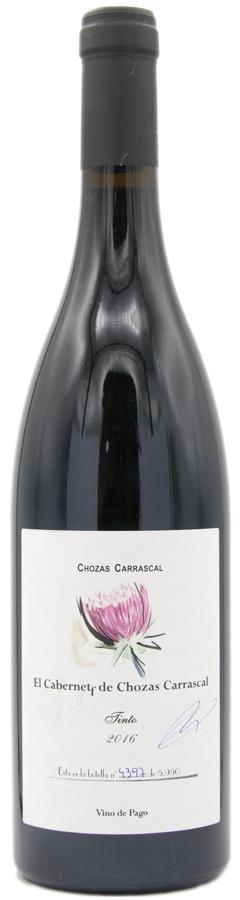 Cabernet Franc de Chozas Carrascal