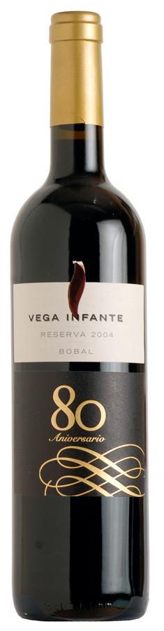 Vega Infante Reserva 80 Aniversario