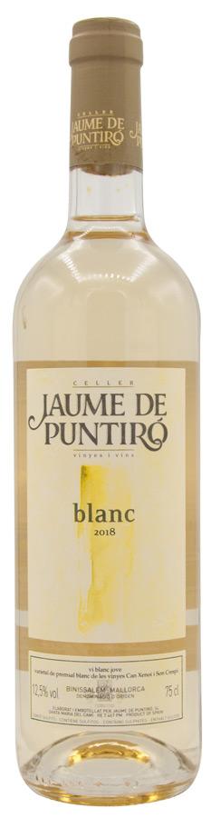 Jaume de Puntiró Blanc