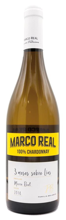 Marco Real 100% Chardonnay