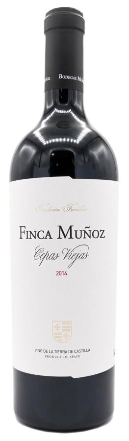 Finca Muñoz Cepas Viejas
