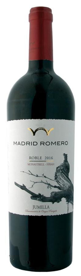 Madrid Romero Roble