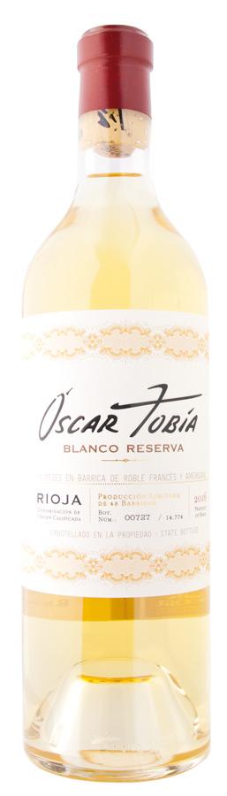 Óscar Tobía Blanco Reserva