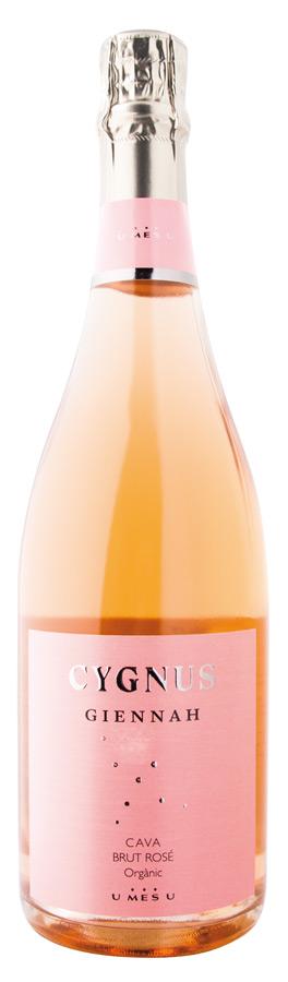 Cygnus Giennah Rosé Brut