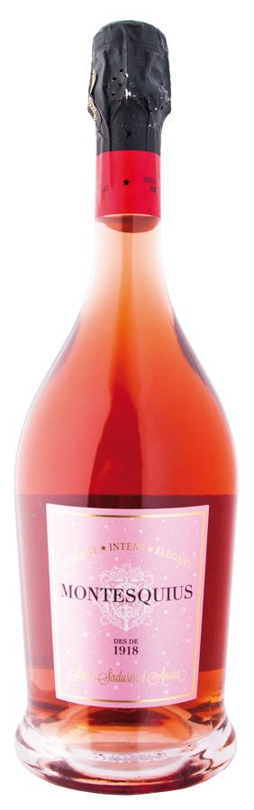 Montesquius 1918 Rosé Extra Brut Gran Reserva