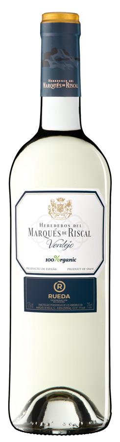 Marqués de Riscal 100% Organic