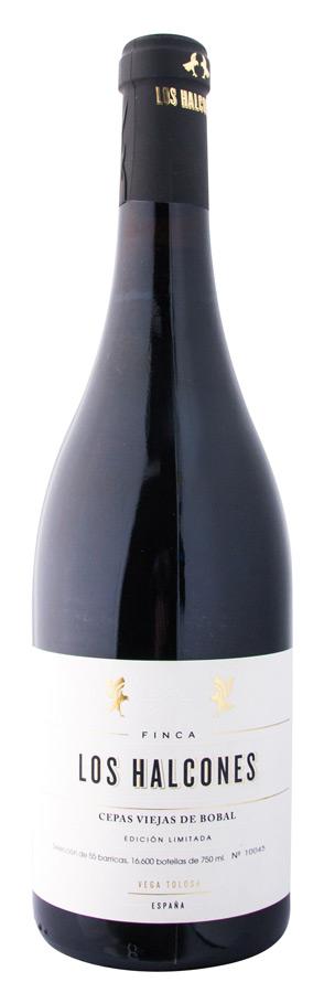 Finca Los Halcones Bobal Viñas Viejas Edición Limitada