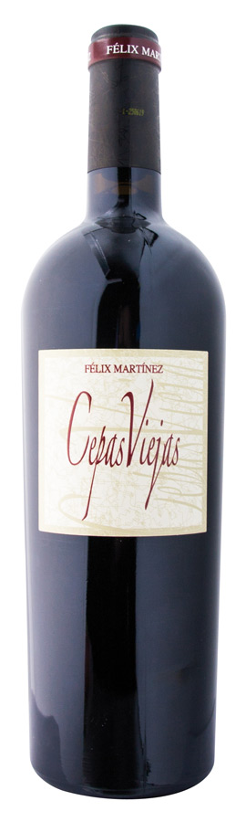 Félix Martínez Cepas Viejas Reserva