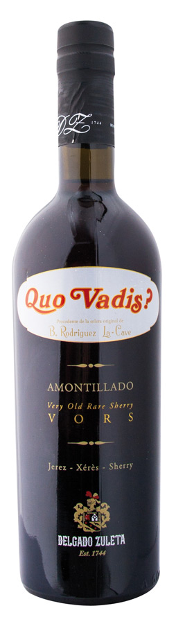 Amontillado Quo Vadis VORS