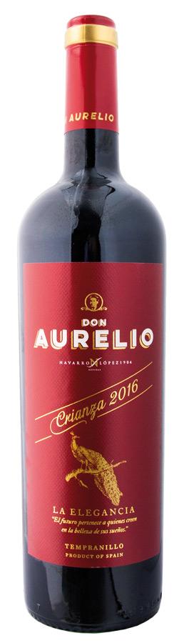 Don Aurelio Crianza
