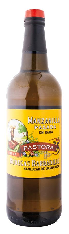 Manzanilla Pasada Pastora