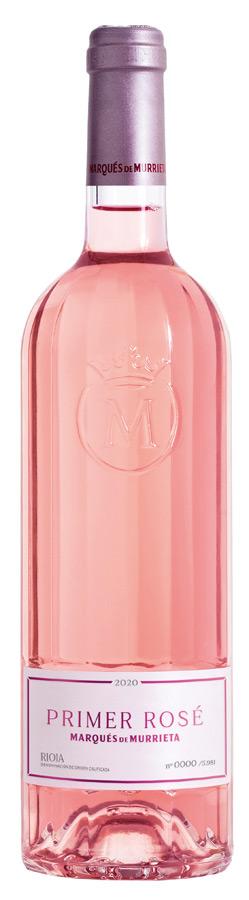 Marqués de Murrieta Primer Rosé