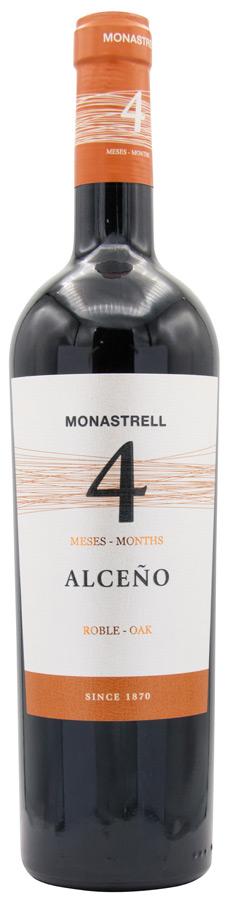 Alceño Monastrell 4 Meses