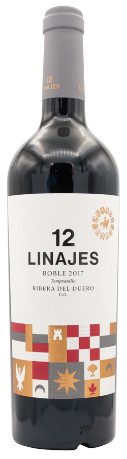 12 Linajes Roble