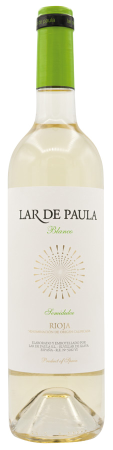 Lar de Paula Blanco Semidulce