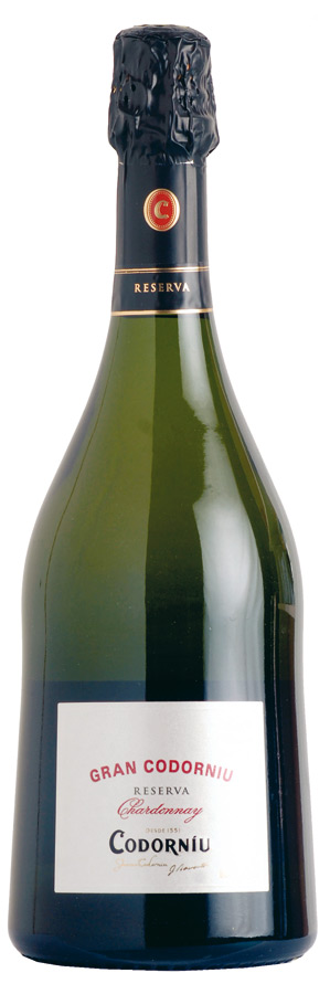 Gran Codorníu Chardonnay Brut Nature Reserva