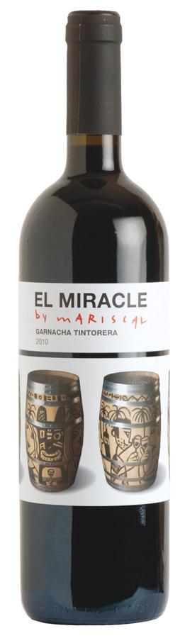 El Miracle by Mariscal