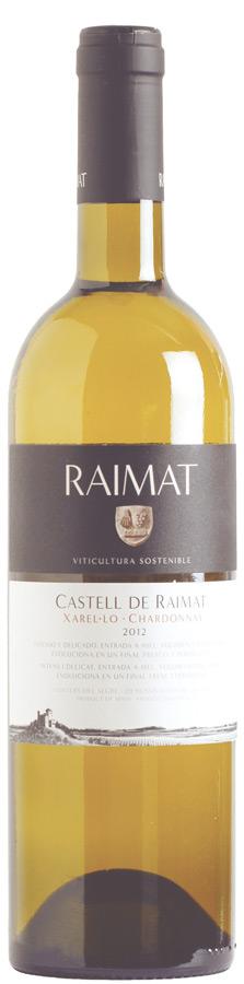 Castell de Raimat Xarel·lo Chardonnay