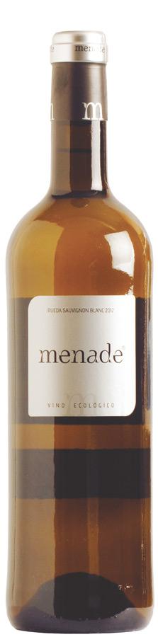 Menade Sauvignon Blanc Ecológico