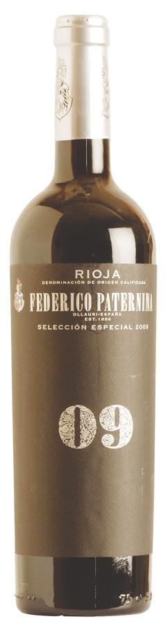 Federico Paternina Selección Especial
