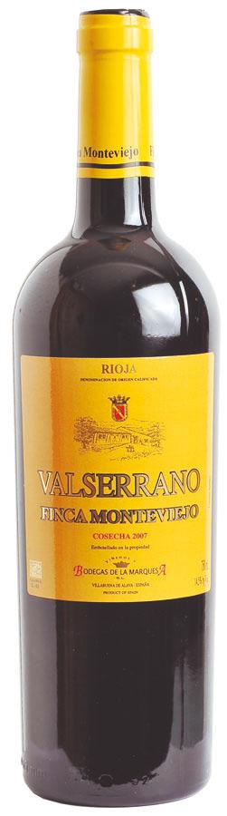 Valserrano Finca Monteviejo