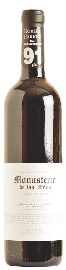 Monasterio de las Viñas Gran Reserva