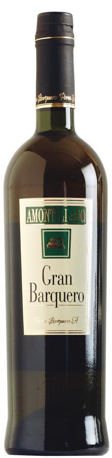 Gran Barquero Amontillado